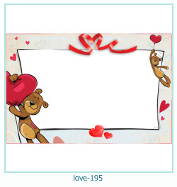love Photo frame 195