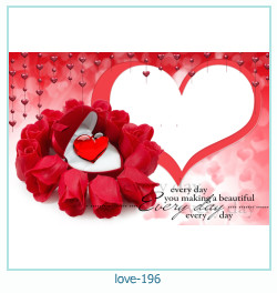 love Photo frame 196