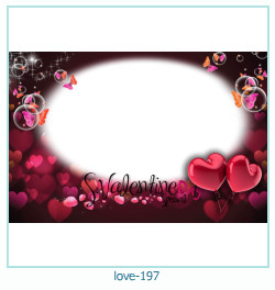 love Photo frame 197