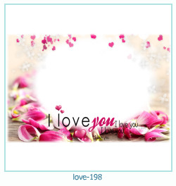 love Photo frame 198