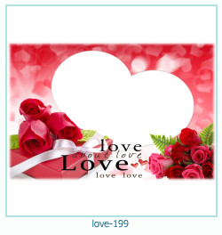 love Photo frame 199