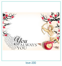 love Photo frame 200