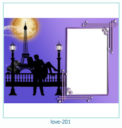love Photo frame 201