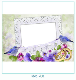 love Photo frame 208
