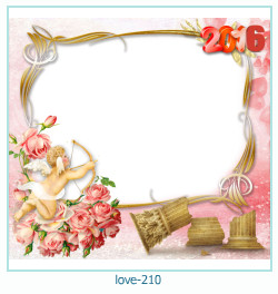 love Photo frame 210