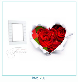 love Photo frame 230