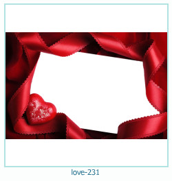 love Photo frame 231