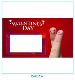 love Photo frame 232