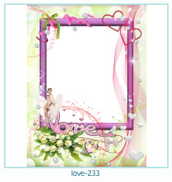 love Photo frame 233
