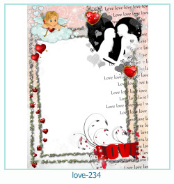 love Photo frame 234