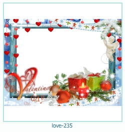 love Photo frame 235