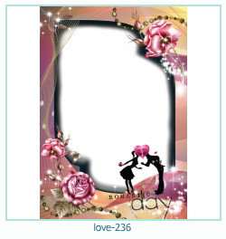 love Photo frame 236