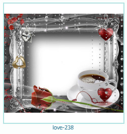 love Photo frame 238