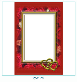 love Photo frame 24