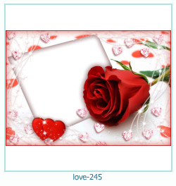 love Photo frame 245