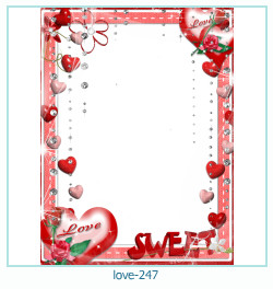 love photo frame 247