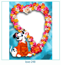 love Photo frame 248