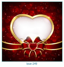 love photo frame 249