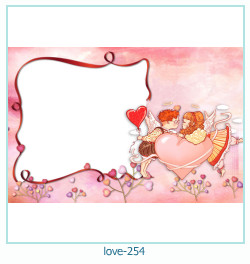 love Photo frame 254