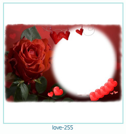 love Photo frame 255