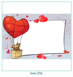 love Photo frame 256