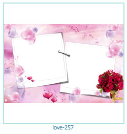 love Photo frame 257