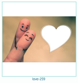 love Photo frame 259