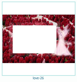love Photo Frame 26