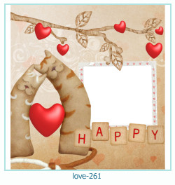 love Photo frame 261