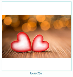 love Photo frame 262