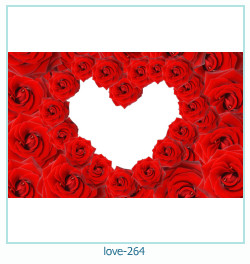 love Photo frame 264