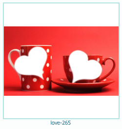 love Photo frame 265