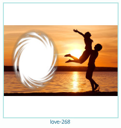 love Photo frame 268