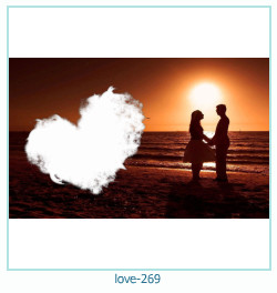 love Photo frame 269