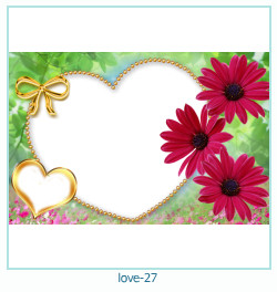 love Photo Frame 27