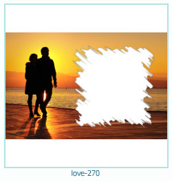 love Photo frame 270