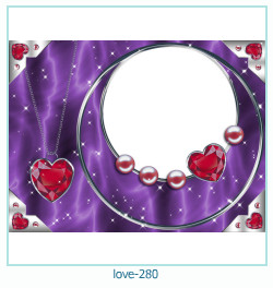 love Photo frame 280