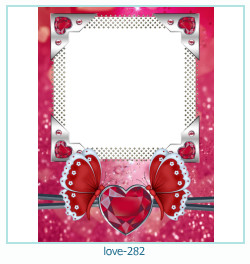 love Photo frame 282