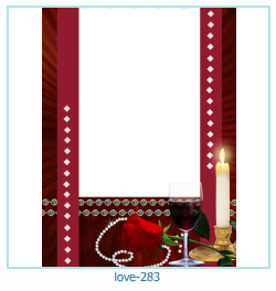love Photo frame 283