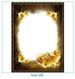 love Photo frame 285