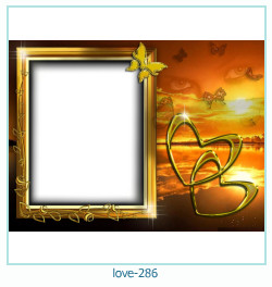 love Photo frame 286