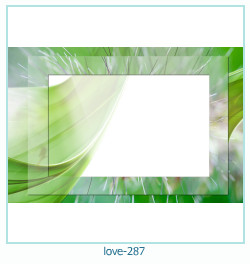 love Photo frame 287