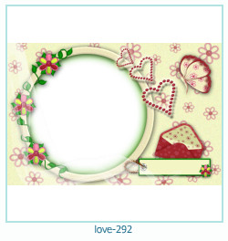 love Photo frame 292
