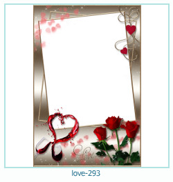 love Photo frame 293