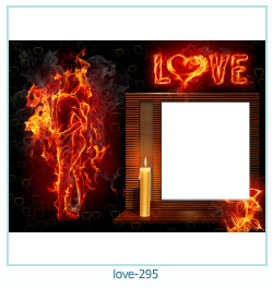 love Photo frame 295