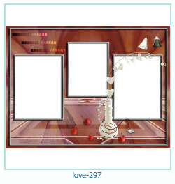 love Photo frame 297