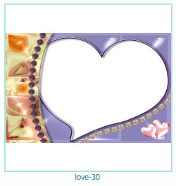 love Photo frame 30