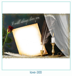 love Photo frame 300
