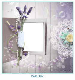 love Photo frame 302
