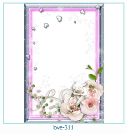love Photo frame 311